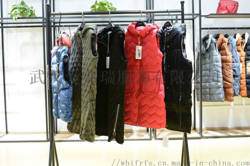 服裝進貨怎麼弄【現貨】潘蜜拉羽絨服女中長款修身