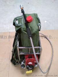 林晟高压细水雾灭火机 移动式高压细水雾灭火装置