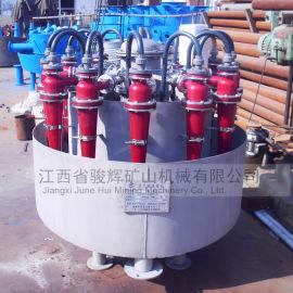 江西水力旋流器生产厂家,聚氨酯水力旋流器组供应商
