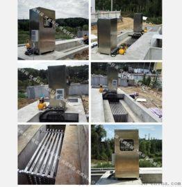绥化市北郊污水处理工程明渠式紫外线消毒设备