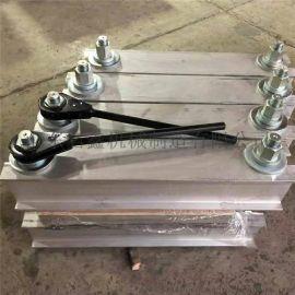 铝合金材质皮带硫化机 电热式修补传送带硫化机
