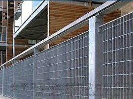 钢格板围栏市政园林交通