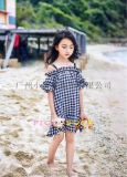 廣州童裝市場19年麥哈派品牌童裝折扣貨源