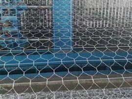 加筋石笼网|镀锌加筋石笼网|加筋格宾网