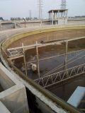济南市商河县污水处理厂新建污水池伸缩缝堵漏施工