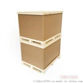 重型纸箱包装厂家 无锡太行生产天地盖纸箱
