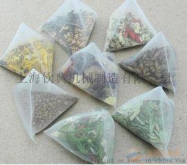 三角包茶包颗粒自动定量包装机 组合中草药茶包装机