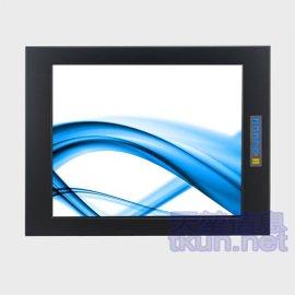 軍工顯示器12.1寸鋁合金觸摸顯示器數控機牀顯示器