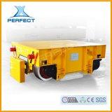 非标定制 3t低压轨道供电平车机械设备轨道搬运车