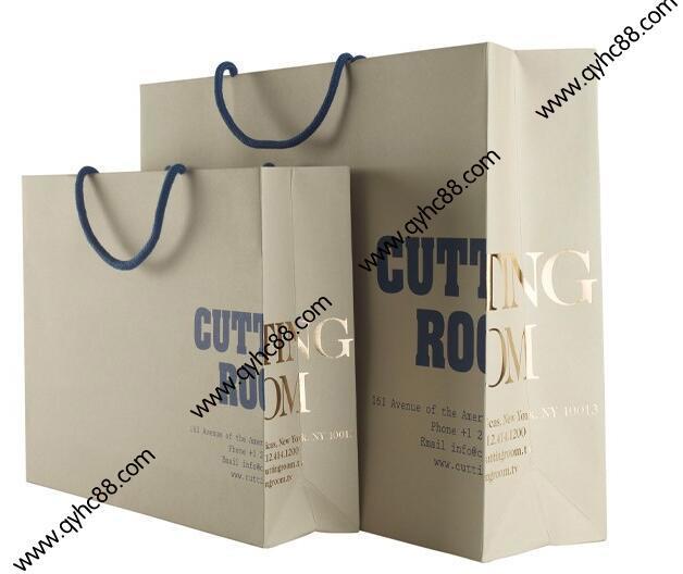 环保纸质手提袋个性定制