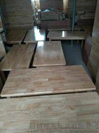 儿童实木桌椅 幼儿园实木桌椅厂家