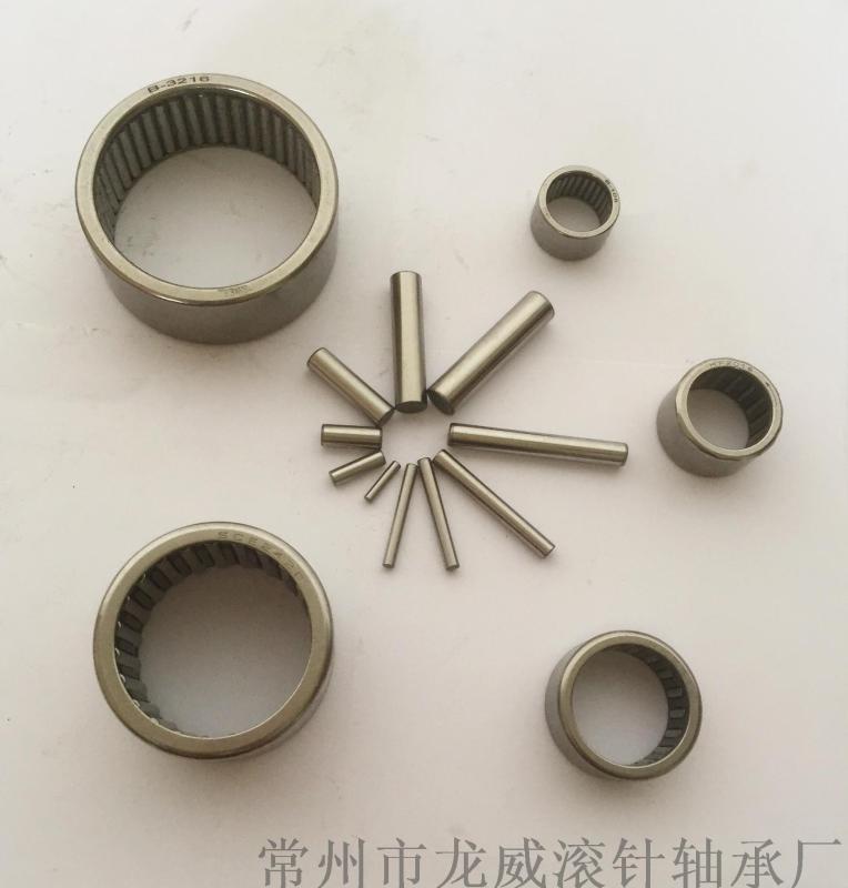 SCE55穿孔型英制衝壓外圈滾針軸承 廠家現貨