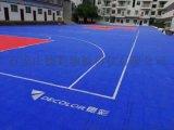 江西懸浮地板籃球場品質保證