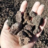 火山石 火山石顆粒 過濾火山石 園藝火山石
