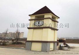 塔樓建築大鍾大型時鐘鐘樓鐘錶建築塔鐘