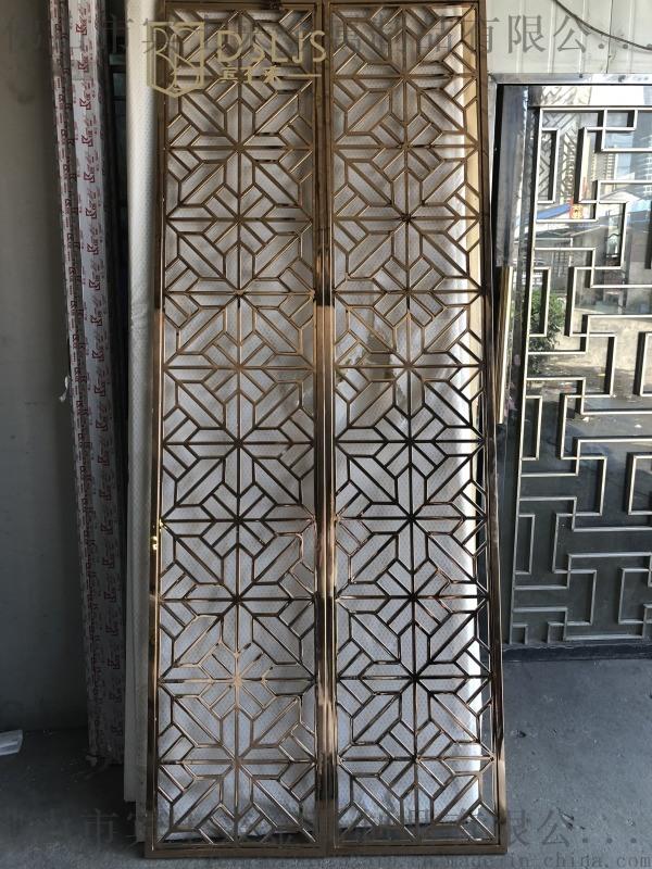 佛山歐式別墅不鏽鋼屏風/ 射鏤空不鏽鋼隔斷設計定製