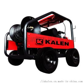 KALEN AK20G PLUS市政下水管道清洗机/高压水疏通机/石油管道清洗机