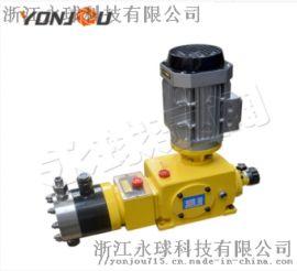 DYZ系列液压隔膜式计量泵