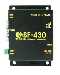 TCP/IP网口间通讯转换器(RS-232/485/422)