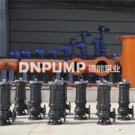 无堵塞潜水排污泵 德能供应