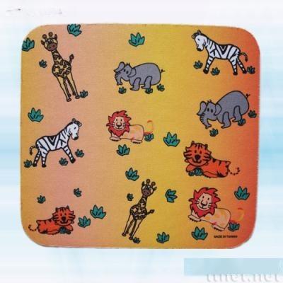 野生动物滑鼠垫(AW-002)
