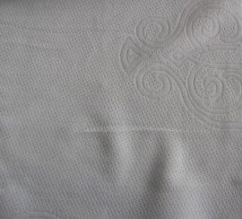 全涤针织床垫面料(KB001)