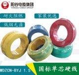 日輝電纜 WDZCN-BYJ 低煙無滷阻燃耐火