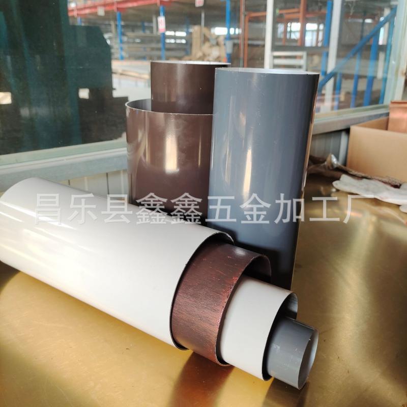 北京木屋用什麼管排水管 鋁合金圓管哪家質量好