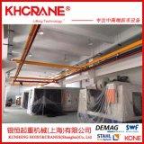 KBK系列柔性起重機系統KBK電動雙樑懸掛起重機(跨度<7.5m)