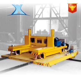 电动平板**5-100吨轨道**蓄电池轨道搬运车地爬车