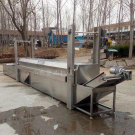火锅丸子生产设备 变频调速不锈钢带提升**牛肉丸子加工流水线