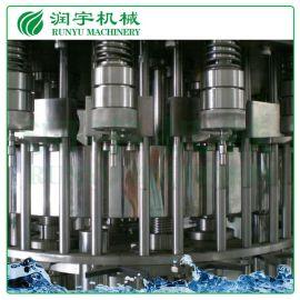 润宇机械厂家  供应水灌装生产线, 纯净水灌装机
