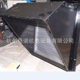 供應WEXD-600型壁式方形軸流排風機