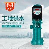 VMP80变频泵楼层自来水增压泵 恒压变频农用水泵
