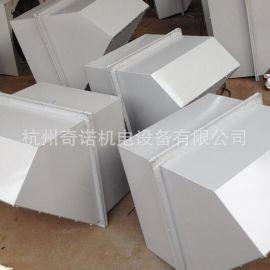 供应WEXD-350型防虫网百叶止回边墙风机