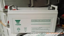 YUASA汤浅NPL100-12 12V100AH铅酸免维护UPS/EPS电源直流屏蓄电池