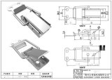 l供应高品质 【厂家直销】 优质 QF-519不锈钢搭扣、优质搭扣