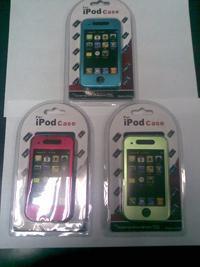 iPhone3G水晶盒