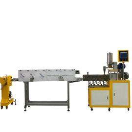 小型双螺杆造粒机模拟生产线 实验室双螺杆挤出机