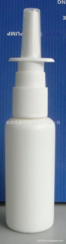 鑫吉泰供应18口径药用鼻腔喷雾泵不含聚甲醛的喷雾器