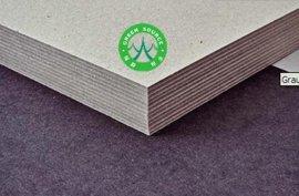 高光高密度高密度灰板紙 1-3mm密度板