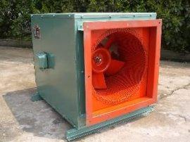 HLF-6低噪声混流式风机箱 箱式混流风机