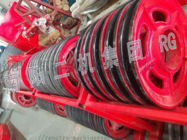 钻机修井机天车游车铸造锻焊滑轮