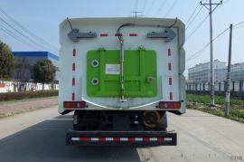 环卫绿化道路高压洗扫车