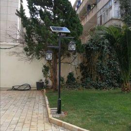 小区太阳能庭院灯亮化灯具