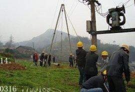 电力三角扒杆钢管抱杆抱杆立杆