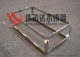 焊接围边不锈钢茶几架子,不锈钢茶几桌子厂家