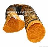 厂家直销阻燃通风管、吸风PVC伸缩风管、耐磨吸风管