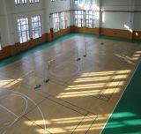 户外水性硅PU 室外篮球地面 网球场地 羽毛球 运动场 塑胶地板