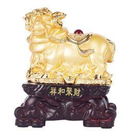 遵义三羊开泰羊年摆件,安顺羊年工艺摆件,铜仁合金羊年工艺礼品